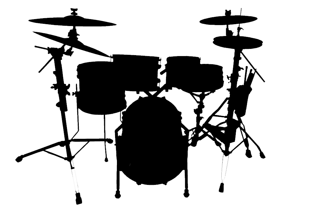 Drum Set nach Mass